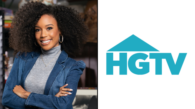 Cash In The Attic Revival with Courtney Tezeno Set at HGTV